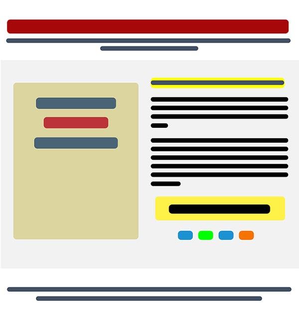 landing page design principle