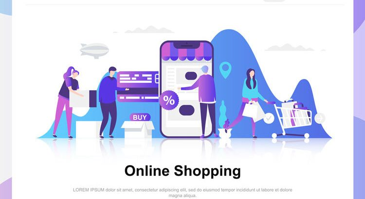 effective online shop ecommerce website development